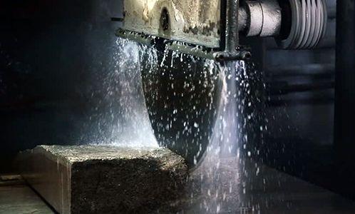 Изготовление каменной плитки