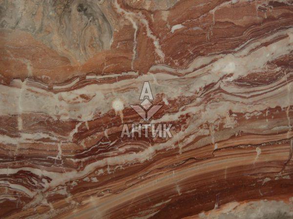 Арабескато Россо месторождение фотография 1