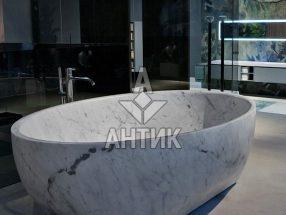 Мрамор Bianco Carrara фото 2
