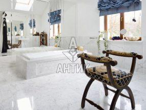 Мрамор Bianco Carrara фото 6