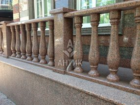 Балясины из камня фото 9