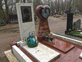 Памятник с сердцем фото 8