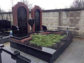 Двойной памятник фото 45
