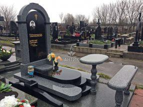 Памятник с надгробной плитой фото 21