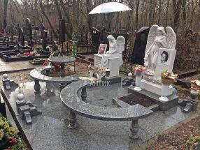 Памятник ангел фото 28