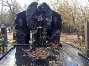 Памятник ангел фото 29