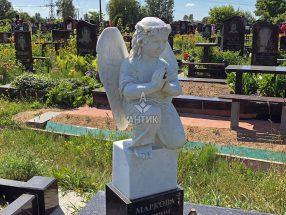 Памятник ангел фото 33