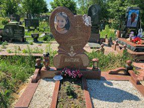 Памятник с сердцем фото 21