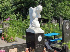 Памятник ангел фото 34