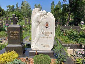 Памятник ангел фото 35