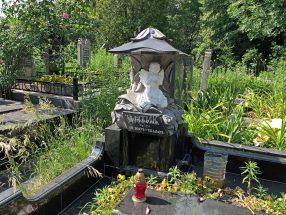Памятник ангел фото 38