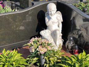 Памятник ангел фото 43