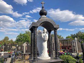 Памятник ангел фото 45