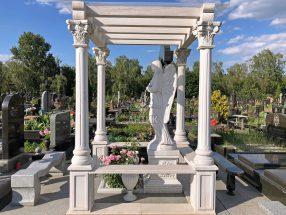 Памятник ангел фото 46