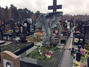Памятник ангел фото 48
