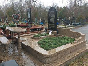 Памятник со стелой фото 9