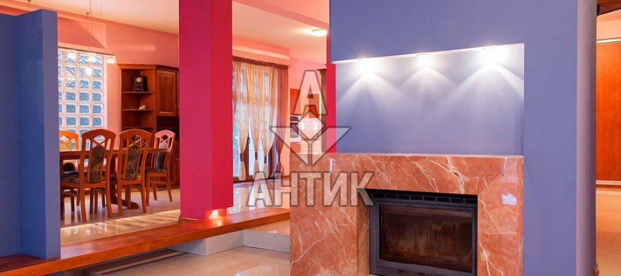 Мрамор Rojo Alicante (Rosso Alicante) фото 2