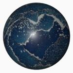 Синий мрамор фото