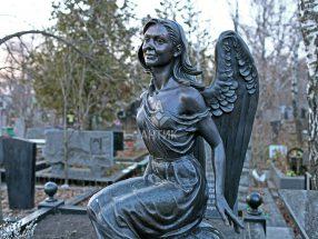 Памятник ангел фото 1