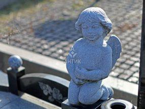 Памятник ангел фото 9