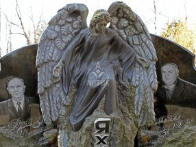 Памятник ангел фото 10