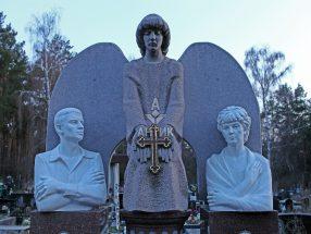 Памятник ангел фото 11