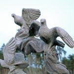Скульптура из гранита фото (33)