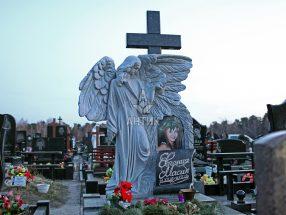 Памятник ангел фото 12