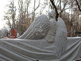 Памятник ангел фото 4