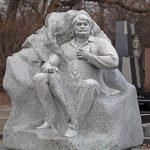 Скульптура из гранита фото (5)