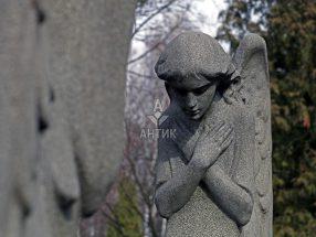 Памятник ангел фото 6