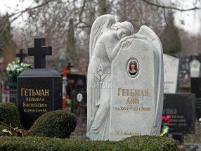 Памятник ангел фото 15