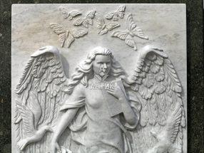 Памятник ангел фото 16