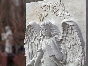 Памятник ангел фото 17