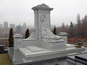 Памятник ангел фото 13