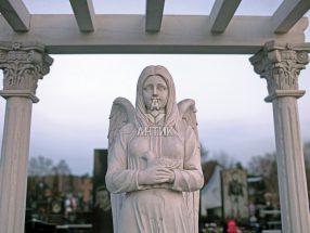 Памятник ангел фото 21