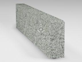 Бордюр из Богуславского гранита 200x80x1000 термообработанный фото
