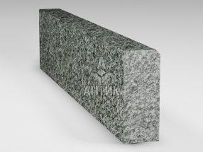 Бордюр из Болтышского гранита 200x80x1000 полированный фото