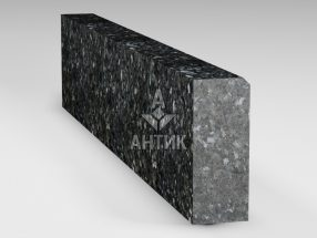 Бордюр из Каменная Печь лабрадорита 200x80x1000 полированный фото