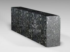 Бордюр из Каменная Печь лабрадорита 300x150x1000 полированный фото