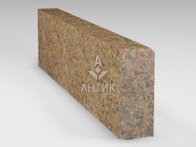Бордюр из Кишинского гранита 200x80x1000 термообработанный фото