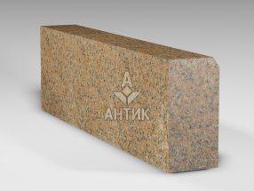 Бордюр из Кишинского гранита 300x150x1000 термообработанный фото