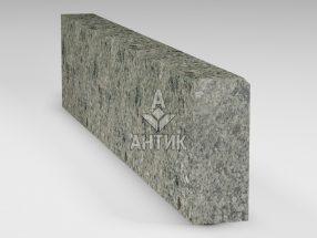 Бордюр из Константиновского гранита 200x80x1000 термообработанный фото