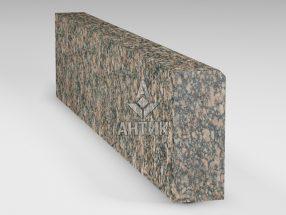 Бордюр из Крупского гранита 200x80x1000 термообработанный фото