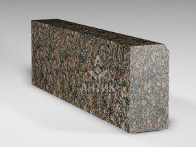 Бордюр из Крупского гранита 300x150x1000 полированный фото