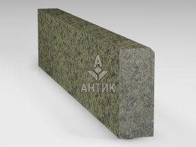 Бордюр из Маславского гранита 200x80x1000 термообработанный фото