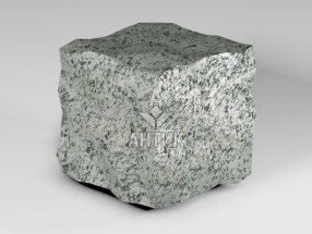 Брусчатка из Болтышского гранита 150x150x150 колотая фото