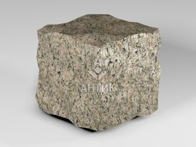 Брусчатка из Дидковичского гранита 150x150x150 колотая фото