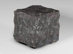 Брусчатка из Горбулевского лабрадорита 150x150x150 колотая фото
