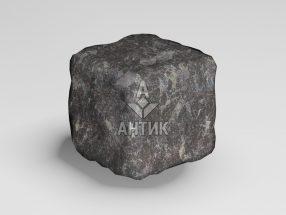 Брусчатка из Горбулевского лабрадорита 50x50x50 галтованная фото